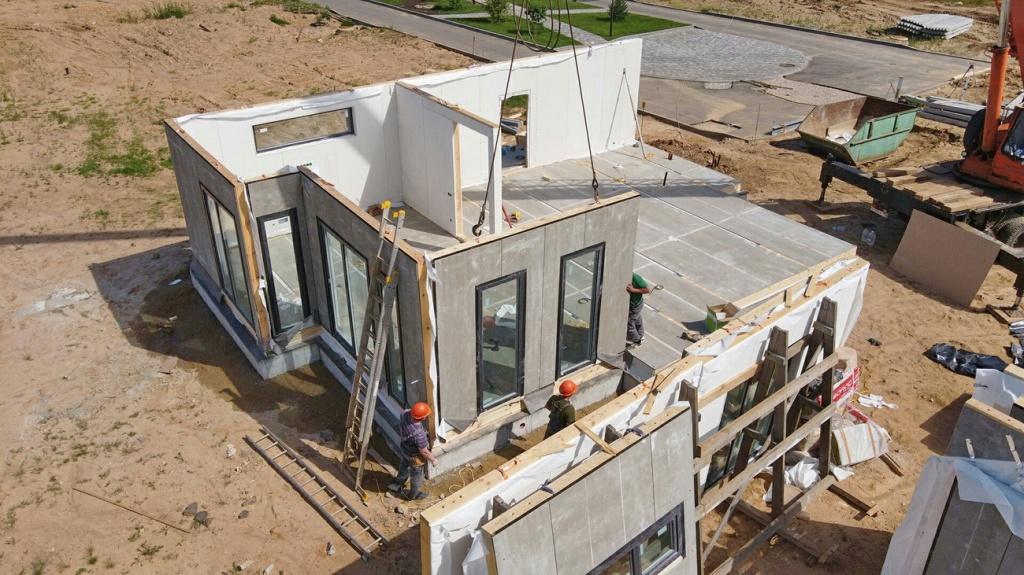 домокомплекты бетон